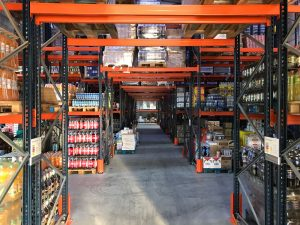 Stalex Logistic Valcea Gorj Depozit